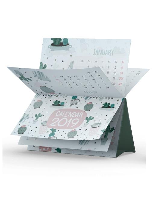 calendar birou model